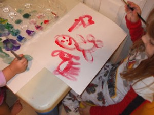 My little Artists!