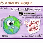 Kids Lunch Box Cards Review and Giveaway