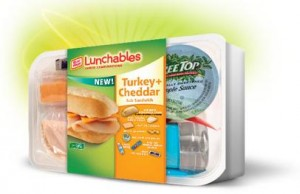 Have You Seen The New Lunchables?
