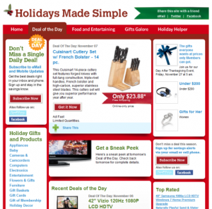 Holiday Shopping Made Easy at Sam's Club! $25 GC Giveaway!