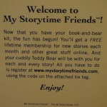 My Storytime Friends Review and Giveaway