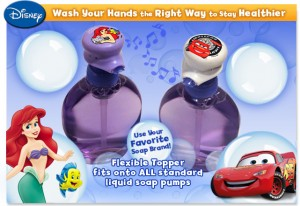 That Nasty, Icky Swine Flu! Hand Wash Timer Review and Giveaway!