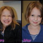 The Haircuts!