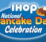 IHOP National Pancake Day 2010