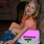 …and The Princess Claims Her Throne!
