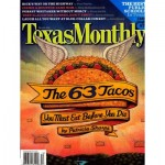 Texas Monthly, $7 for a Whole Year!