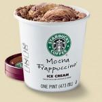 Starbucks Ice Cream Coupon, yum!