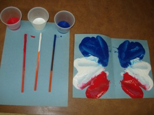 4th of July Arts and Crafts Ideas for Children with Special Needs!