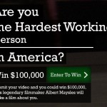 Are YOU the Hardest Working Person in America?