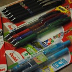 Pentel, Back to School!