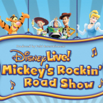 Disney Live! Mickey's Rockin' Road Show Giveaway for Allen, Texas!
