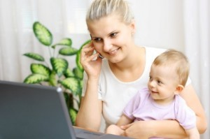 7 Tips To Being A Work At Home Super Mama