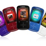 Sansa Fuze Mp3 Player, Great Christmas Gift Idea!
