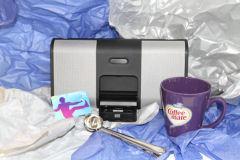 Nestlé Coffee-mate, iPod dock Giveaway!