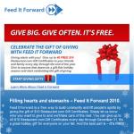Feed It Forward with Restaurant.com!