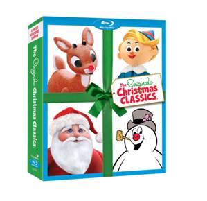 Christmas Classics on Blu-ray!