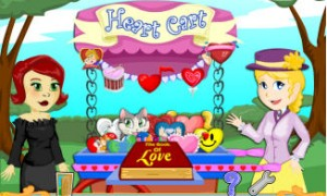 Check Out The Heart Cart on A Better World!