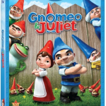 Gnomeo & Juliet Now on DVD & Blu-ray!