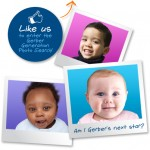Gerber Generation Photo Search Contest for a $50,000 Scholarship