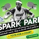 Sprite Spark Parks, $50 Giveaway!