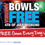 Go Bowling with Brunswick for FREE!