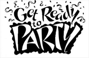 I Think I Need a Party…