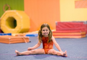 $10 Parents' Nite Out at Corinth Gymnastics!