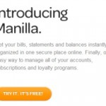 Manilla, Free Online Account & Bill Organizer