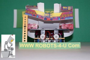 Half Off 1 Week of Robots-4-U Summer Camp!