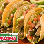 Half Off at La Paloma Taco-Taco!