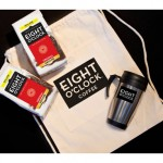 Eight O'Clock Coffee Back-to-School Tips and Giveaway!