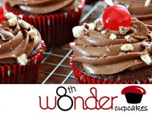 Half Off at 8th Wonder Cupcakes!