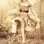Great Fairy Costume for Fun Portraits!