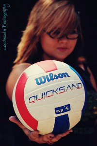 Volleyball!