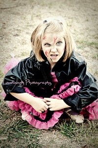 Glamour Zombie