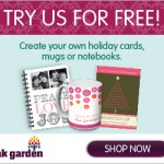 Awesome FREE Deal at Ink Garden!  Great Gifts!