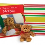 A Christmas Bear for Me! Personalized Book Review and Giveaway!