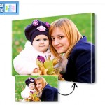 $28 for $83 Custom Canvas Prints from Canvas People!