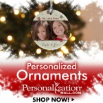 Personalized Christmas Ornaments!