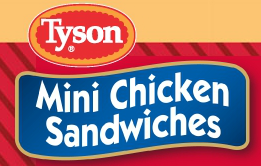 Quick Dinner with Tyson Mini Chicken Sandwiches! #TysonGoodness #CBias