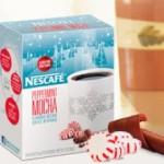 Nescafe Peppermint Mocha, Oh My! Giveaway!