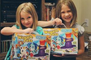 Have you Experienced Wuggle Pets with Your Kids Yet?