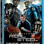 REAL STEEL Out Today!  Review, Blu-ray/DVD Combo Pack Giveaway!