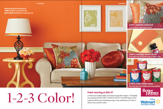 Enter The 2 500 Better Homes And Gardens Paint Sweepstakes