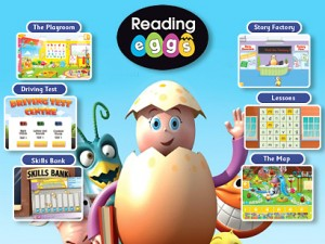 $37 for a 1 Year Subscription to Reading Eggs Online Interactive Children's Reading Program