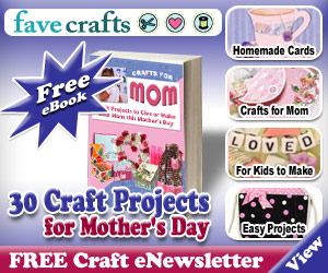 30 FREE Mother's Day Craft Projects!