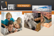 Hot Deal on Photo Canvases