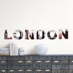 Nouvelles Stylish Wall Decals over 70% off!