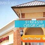 Hot Deal Alert!  $1 for a $10 CVS Gift Card!