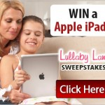 Apple iPad3 Giveaway from LullabyLane!